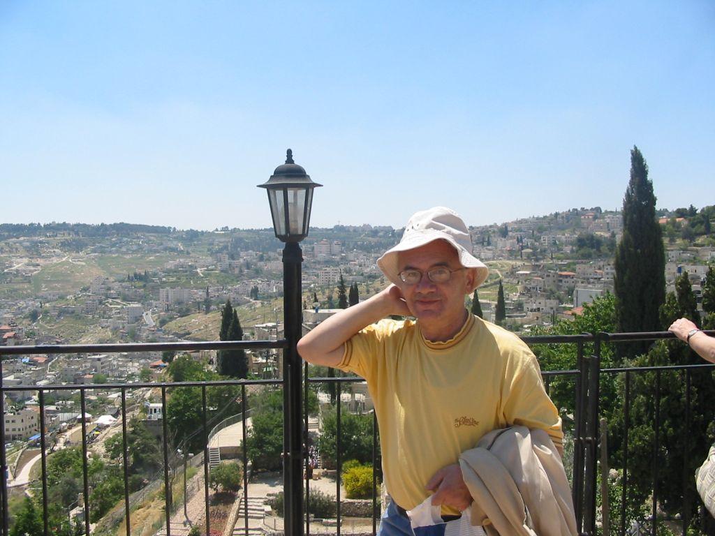 The poet Alexander Kushner